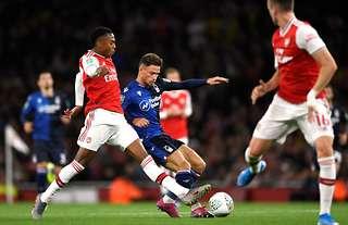 Matty Cash versus Arsenal