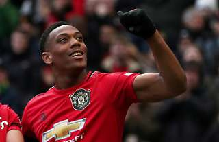 Anthony Martial - Manchester United's number 9!