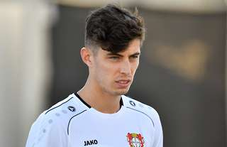 Havertz could be on his way to Man Utd