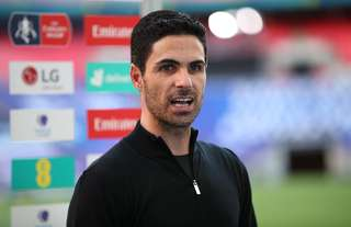 Mikel Arteta will be looking to improve his Arsenal squad over the summer