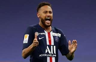Neymar earns a lot of money at PSG