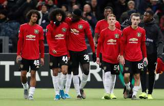 Lots of Man Utd youngsters featured vs Astana