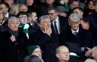 Peter Lawwell thinking