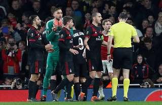 Fabio Borini against Arsenal