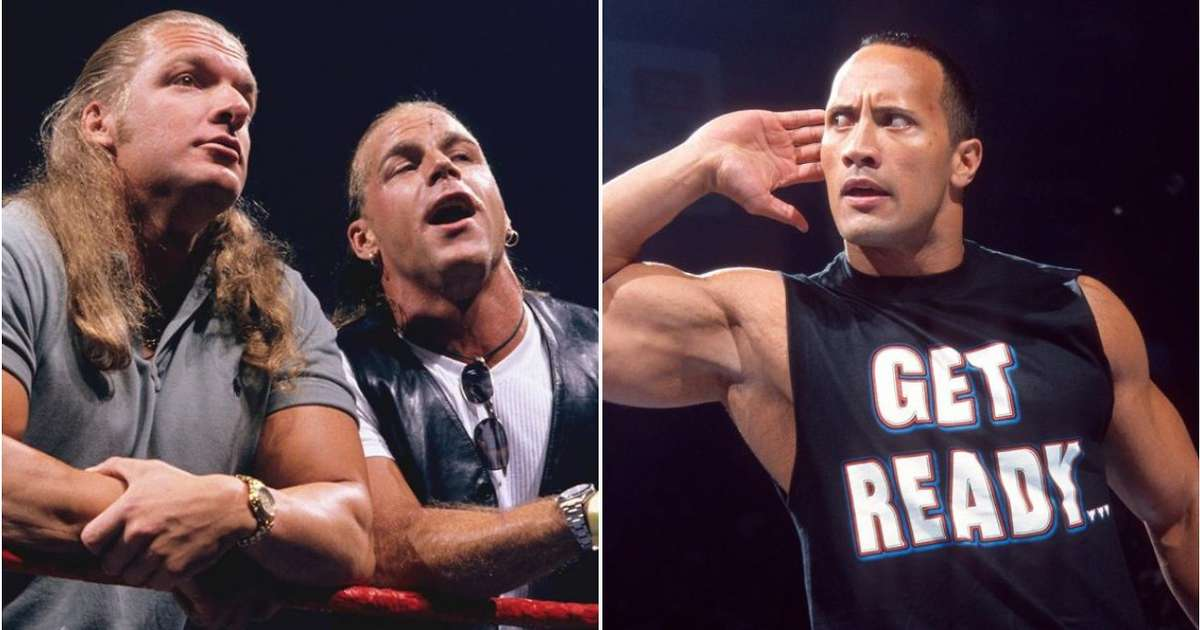 Bret Hart details backstage bullying The Rock suffered from Triple H and Shawn Michaels