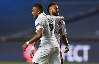 Kylian Mbappe changed the game for PSG vs Atalanta