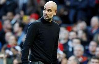 Ferdinand thinks Guardiola is failing Man City