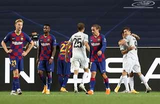 Barcelona squad