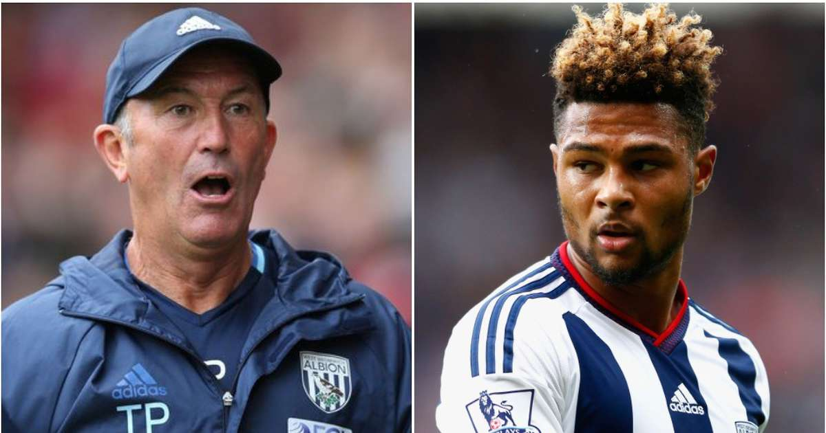 Serge Gnabry: The six wingers Tony Pulis preferred to him at West Brom - GIVEMESPORT