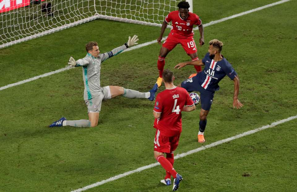 Bayern Munich 1 0 Psg Manuel Neuer S Highlights In Champions League Final Masterclass Givemesport