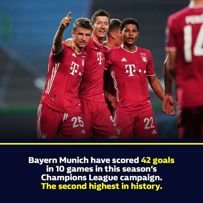 Bayern Munich Where Was Every Member Of Their Squad Five Years Ago Givemesport