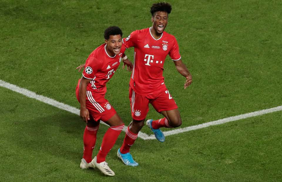 Champions League Final Bayern Munich Edge 1 0 Win Over Psg With Kingsley Coman Goal Givemesport