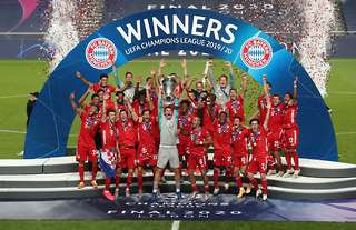 Cl Final More Than 11 000 Fans Tricked Into Streaming Psg Vs Bayern Munich From 2017 Givemesport