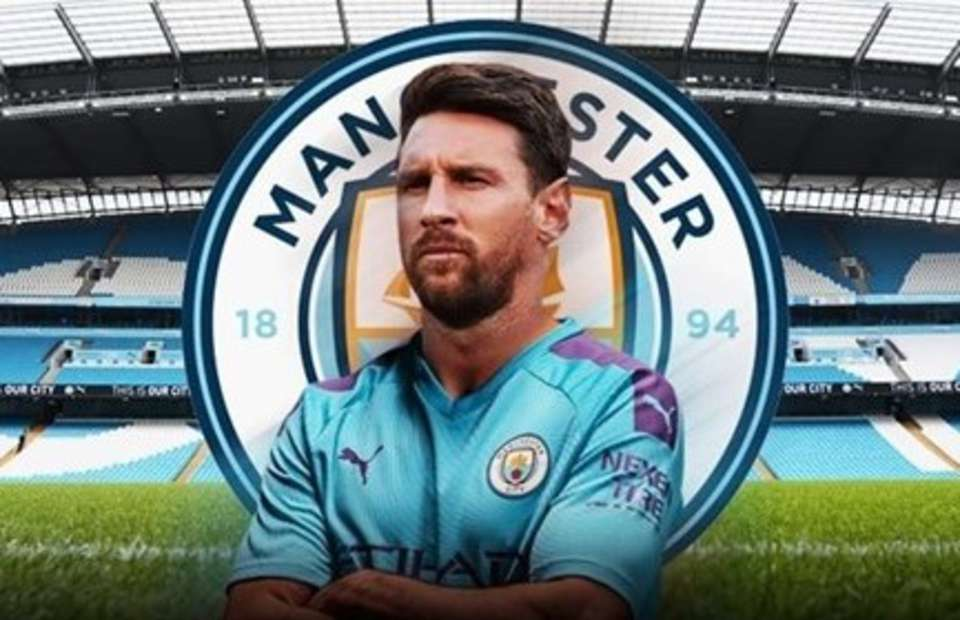 Lionel Messi To Man City How Pep Guardiola s Men Could Line Up For Season GiveMeSport