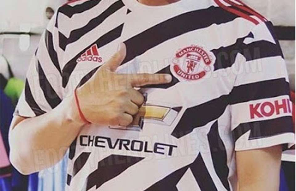 Manchester United S Third Kit For 2020 21 Has Leaked Online And Fans Aren T Impressed Givemesport