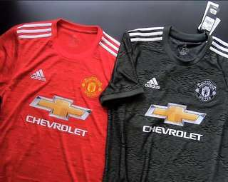 manchester united s third kit for 2020 21 has leaked online and fans aren t impressed givemesport manchester united s third kit for 2020