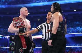 Lesnar could be one of Reigns' next opponents