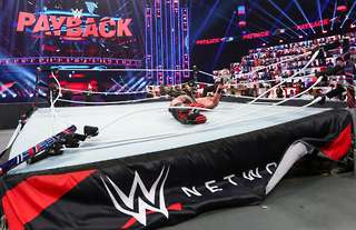 Payback saw the ring collapse