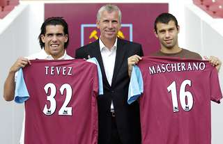 Tevez and Mascherano were 'wow' PL signings