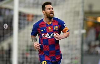 One fan is desperate to sign Messi