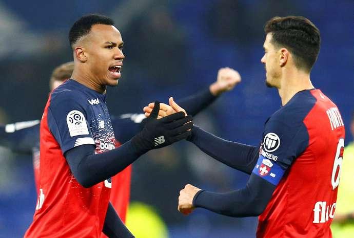 Gabriel & Jose Fonte
