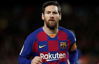 Messi has confirmed he's staying at Barcelona