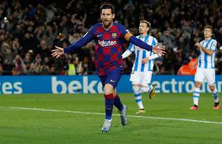 Messi could join Man City next summer