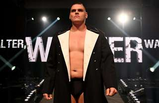 WALTER wants a match with WWE Champion McIntyre