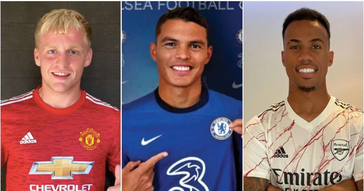 Havertz, Van de Beek & Gabriel: Grading the 14 major signings from the Premier League's top six - GIVEMESPORT
