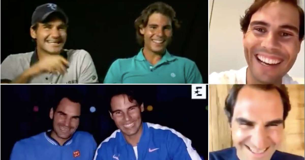 Us Open Novak Djokovic Subjected To Roger Federer And Rafael Nadal Memes After Disqualification Givemesport