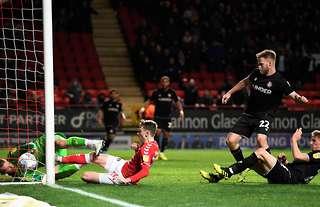 Alfie Doughty scores for Charlton