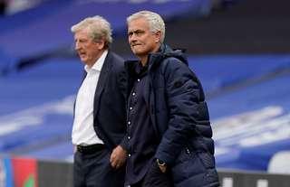Jose Mourinho vs Crystal Palace