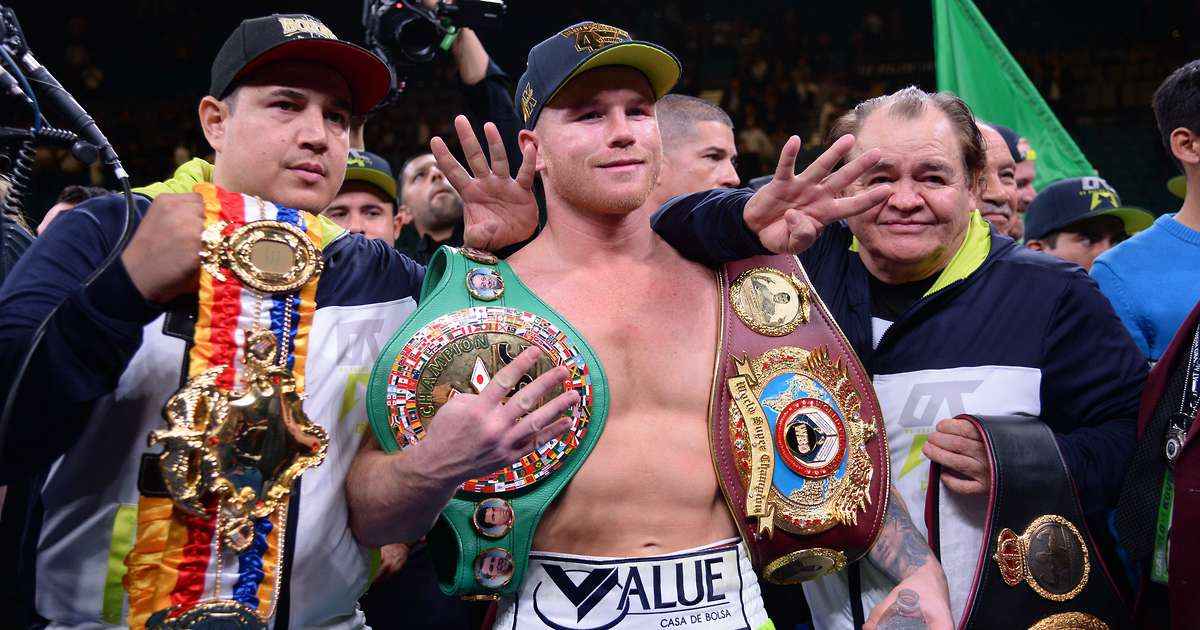 Saul 'Canelo' Alvarez is suing both DAZN and Golden Boy for breach of £280m contract