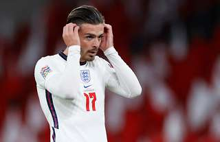Grealish made his England debut on Tuesday night