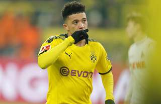Sancho is pushing for a Man Utd move