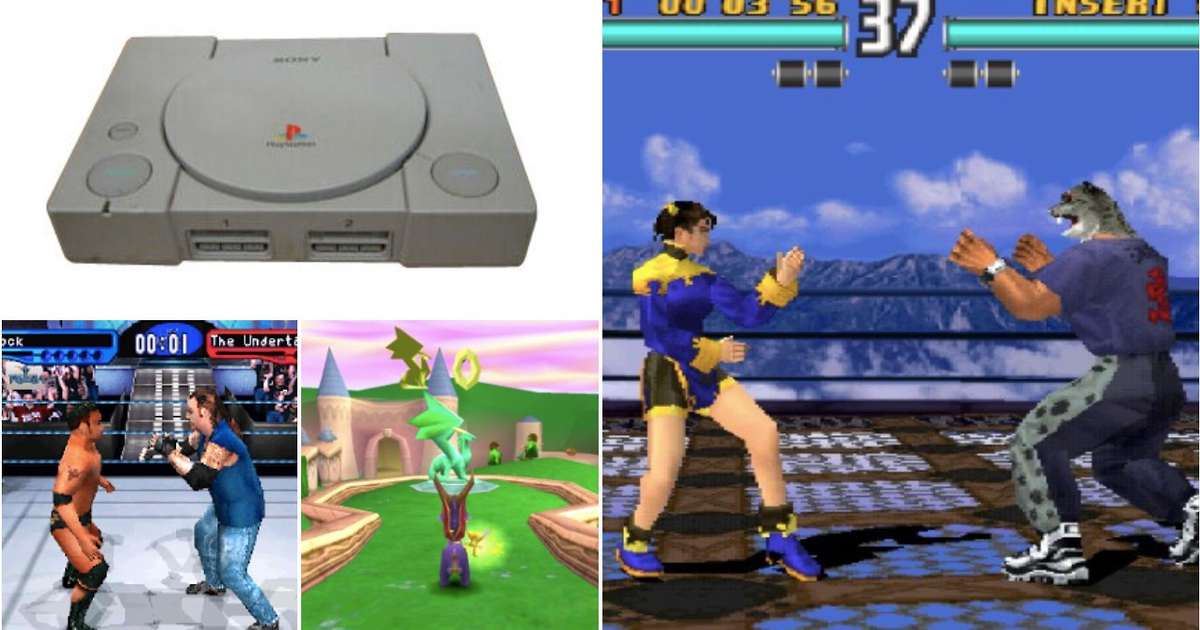 The 20 greatest PlayStation 1 games of all time ranked on 25th anniversary