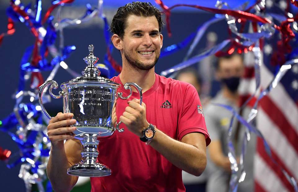 Us Open Dominic Thiem Wins First Grand Slam After Epic Comeback Vs Alexander Zverev Givemesport