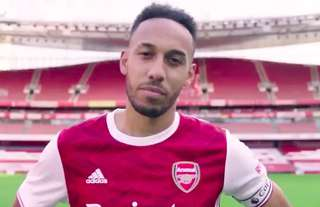 Pierre-Emerick Aubameyang has signed a new contract at Arsenal