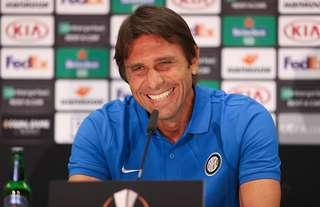 Antonio Conte's Inter Milan squad looks seriously impressive