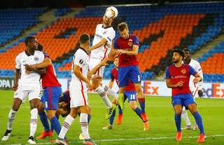 Bas Dost header Europa League