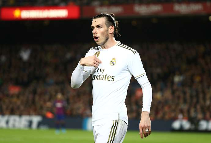 Bale is being erased by Real Madrid