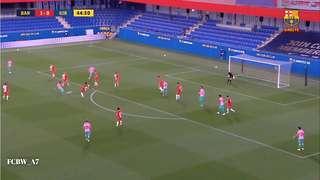 Lionel Messi Scores Stunning Goal For Barcelona Vs Girona Givemesport