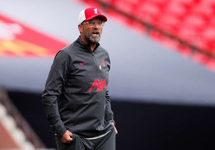 Liverpool could fall behind their competitors