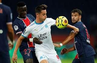 Idrissa Gueye vs Marseille