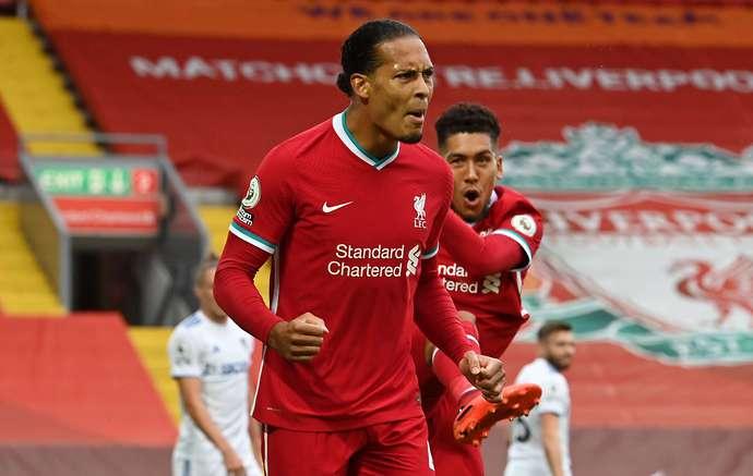 Liverpool need to keep Van Dijk fit