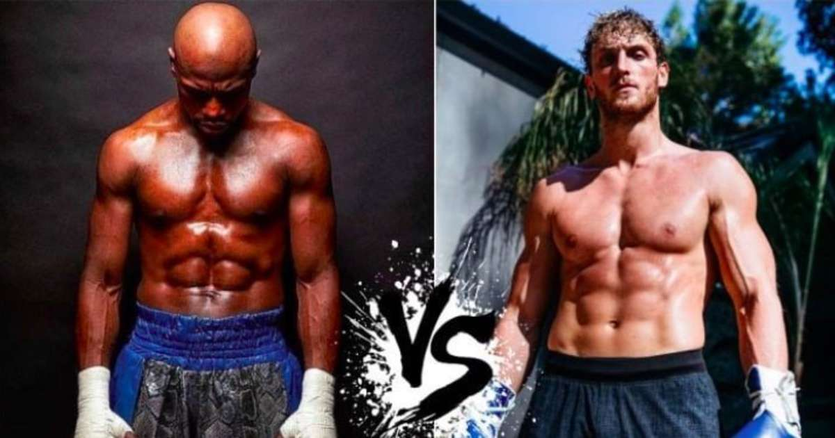 Floyd Mayweather will reportedly fight Logan Paul this year
