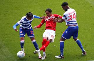 Michael Olise against Middlesbrough