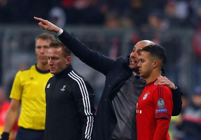 Thiago & Guardiola
