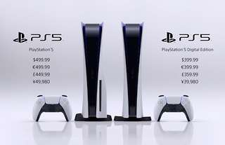 Scalpers reselling PS5 for £7000