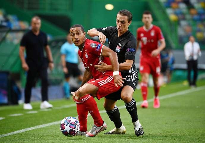 Thiago vs Lyon